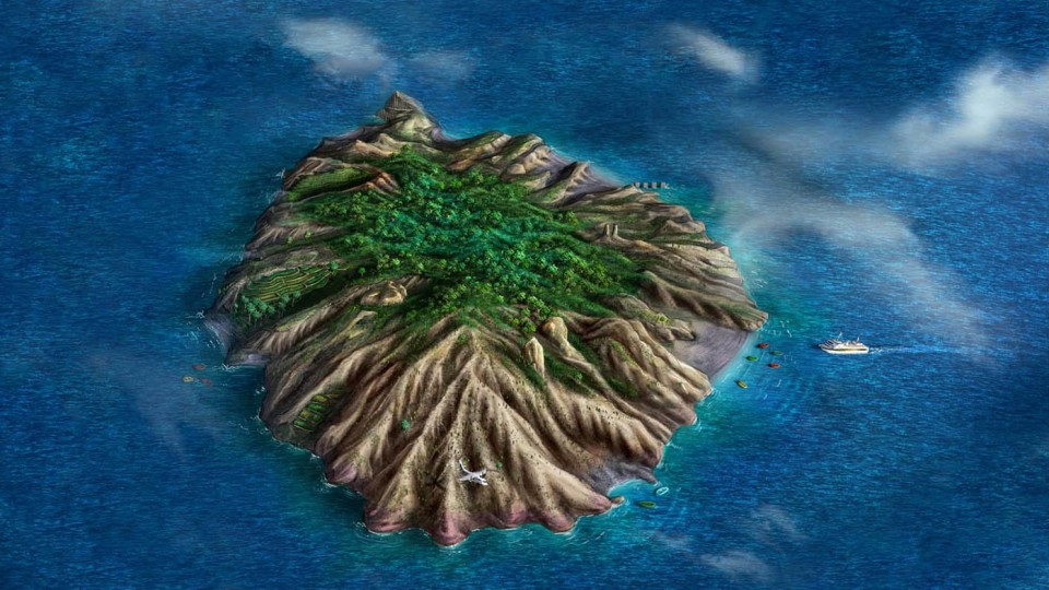 Isla La Gomera